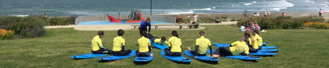 surf-training