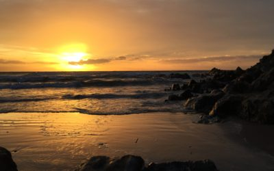 Another sunset this time at Woolacombe