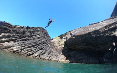 North Devon sea temperature reaches 17 C